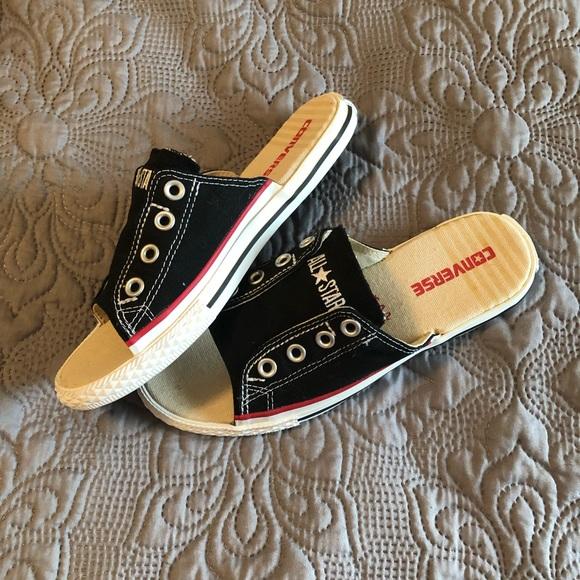 Vintage Converse Slides | Poshmark